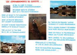 DAX (Landes) LES COMMANDEMENTS DU CURISTE - Dax