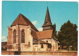 CP, 27, LOUVIERS, L'Eglise Saint-Germain, Vierge, Ed : ARTAUD Frères - Louviers