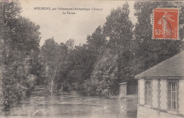 CPA 89 - MOLINONS PAR VILLENEUVE L´ARCHEVEQUE - LA VANNE - Andere Gemeenten