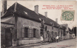 ESTISSAC - Au Moulin De La Galette- Café Restaurant ,patisserie ,confiserie- - Autres Communes