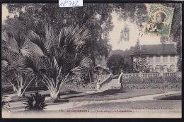 Cochinchine - Thudaumot (Thudaumont ?) : L´Inspection- Timbre Indochine Française 1911 (12´782) - Viêt-Nam