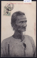 Cochinchine - Thudaumont (Thudaumot ?) : Un Vieillard Avec Un Drôle De Regard - Timbre Indochine Française 1910 (12´783) - Viêt-Nam