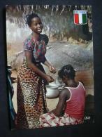 COIFFURE AU VILLAGE IRIS 7539 - Ivory Coast