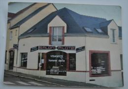 SAINT HERBLAIN SALON PILOTE 36 RUE DE L HOTHEL DE VILLE CARTE PUB - Saint Herblain