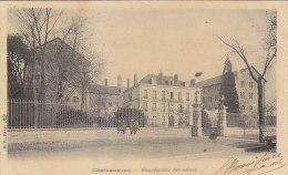 E3-293-  Chateauroux  - Manufacture De Tabacs - 1903 - Chateauroux