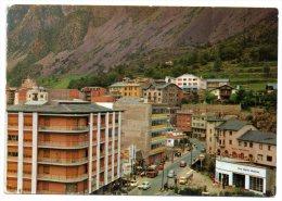 VUE PARTIELLE ANDORRA LA VIELLA - Andorra