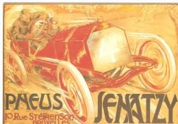 CP - Affiche De Georges Gaudy -  Coll. Du Musé De La Vie Wallonne De Liège - - Advertising