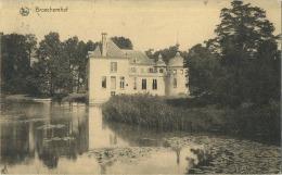Broechem :  Broechemhof    (  Geschreven 1925 Met Zegel ) - Belgique