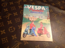 Vespa Parade Toulon - Toulon