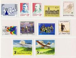 1989  Commémoratifs Divers   Neufs Sans Charnière ** MNH - Hungary