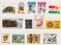 1989-90 Commémoratifs Divers   Neufs Sans Charnière ** MNH - Hongrie