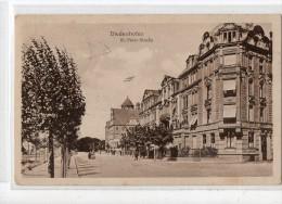 57-3543 THIONVILLE Cachet Camp De Travailleurs Prisonniers - Thionville