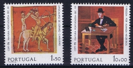 Portugal1975 Europa Cept Mi 1281-1282 MNH/** - 1910-... Republiek