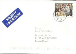 Österreich 1998 Mautern >> Bayreuth (D) - 1945-.... 2ème République