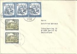 Österreich 1993 Wien >> Berlin 42 (D) - 1945-.... 2ème République