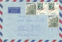 Espana 1969  >> Hagen (D) - 1931-Aujourd'hui: II. République - ....Juan Carlos I