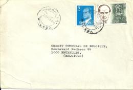 Espana 1981 Marbella Malaga >> Bruxelles (B) - 1931-Aujourd'hui: II. République - ....Juan Carlos I