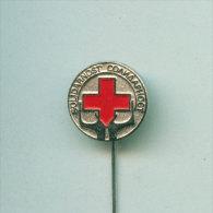 Vintage Pin - Yugoslavia Red Cross Society - Solidarnost - Pin's