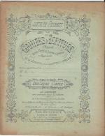 Cahier D´Ecriture/Methode GODGHAUX/Deuxiéme Cahier/Vers 1900   CH42 - Diplômes & Bulletins Scolaires