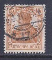 Germany, Scott # 99 Used  Germania, 1916 - Gebruikt