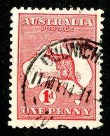 1602x)  Australia 1913 - Sc # 2  Used  ( Catalogue $1.75) - 1937-52 George VI
