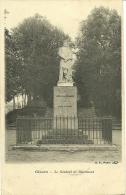 GISORS -  Le Général De Blanmont (statue)       -- BF - Gisors