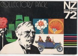 "New Zealand   1972   ""Collectors Pack 72""   MNH    **) - Presentation Packs"