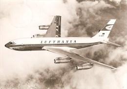 Lufthansa. Airplane. Avion. Flugzeug. Luftfahrt. Aviation. Avião. Aviação. Deutschland. - 1946-....: Moderne