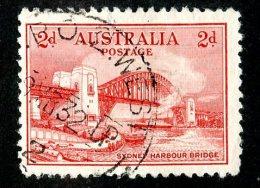 1671x)  Australia 1932 - Sc # 130   Used  ( Catalogue $5.25) - Oblitérés