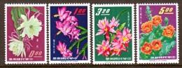 ROC 1386-9  **  FLOWERS - Unused Stamps