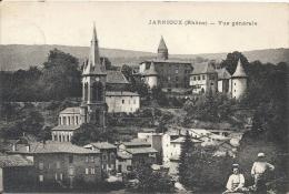 JARNIOUX  - 69 -  Une Vue Générale De La Cité - 160913 - - France