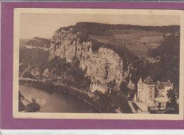 24.- LA ROQUE-GAGEAC .- Château De La Malartrie - Frankreich