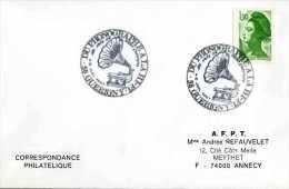 FRANCE - GUERIGNY 1987 - PHONOGRAPHE - Musica