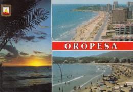 B73273 Oropesa De Mar Castellon Multi Views   2 Scans - Espagne