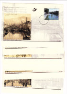 Reeks 3  2000    Kaarten Ontwaard Als Voorbeeld - Stamped Stationery