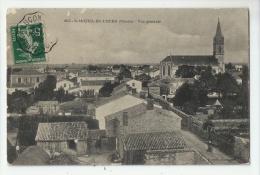 85 - SAINT-MICHEL-EN-L'HERM - VUE GÉNÉRALE - 1912 - Saint Michel En L'Herm
