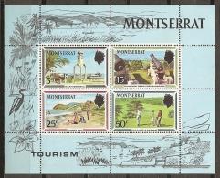 TURISMO - MONTSERRAT 1970 - Yvert #1 - MNH ** - Vacaciones & Turismo