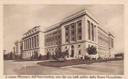 ROMA- IL NUOVO MINISTERO DELL'AERONAUTICA AUTENTICA 100% - Roma (Rome)