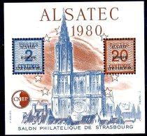 Bloc CNEP Alsatec 1980 - CNEP