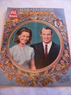 POINT DE VUE IMAGES DU MONDE N° 1051 Du 30 Août 1968  (  NORVEGE Le Mariage De HARALD Et SONIA  ) - People