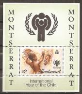 INFANCIA - MONTSERRAT 1979 - Yvert #H20 - MNH ** - Infancia & Juventud