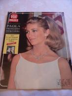 POINT DE VUE IMAGES DU MONDE N° 1022 Du 12 Janvier 1968  ( PAOLA Princesse Héritière ) - People