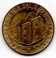 SAN MARINO 200 LIRE 1992 - San Marino