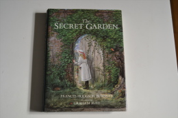 The Secret Garden By Frances Hodgson Burnett Illustrated By Graham Hurst Published In 1986 By Book Club Associates - Enfants