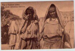 Libia. 1914. Costumi Tipici. Viaggiata In Franchigia Da Derna. - Libia