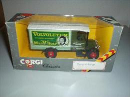 CORGI CLASSICS C859/8 THORNYCROFT VOLVOLUTUM - Corgi Toys