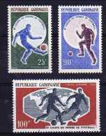 Gabon - 1966 - World Cup Football Championship - MH - Gabon (1960-...)