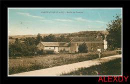 (C13) NEW CPA 77 SAINT-AULDE *** MOULIN DE CAUMONT 1933 *** - France