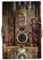 Système Animée - L´horloge Astronomique De La Cathédrale De Strasbourg Jamais Circulé - Strasbourg