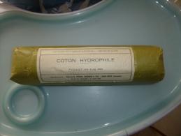 Pansement Coton Hydrophile Francais - Equipement